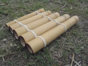 手造竹排笛
